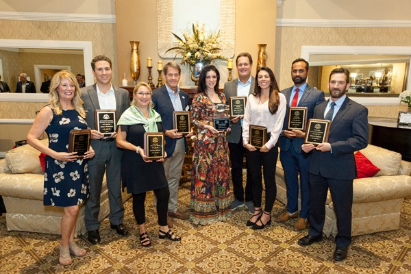 Shore Builders Celebrates A Night of Honor and Awards Presentation